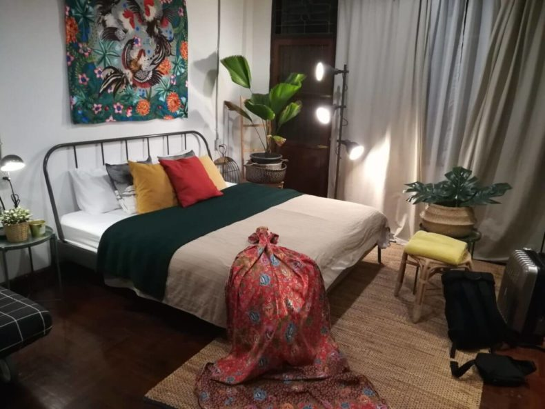 Airbnb,タイ,バンコク,オススメ,宿泊,観光,旅行