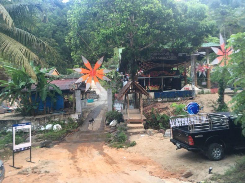 タイ,パンガン島,ウォーターフォールパーティー,フルムーンパーティー,体験談,悲劇,パーティー