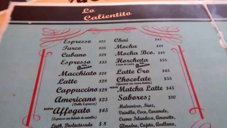 メキシコ,カンクン,ダウンタウン,カフェ,オススメ,ドリンク