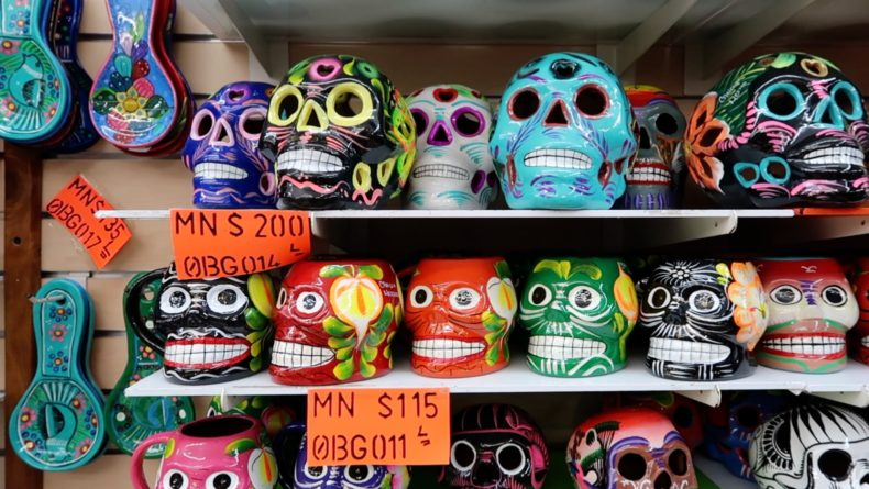 メキシコ,カンクン,メルカド28,行き方,楽しみ方,マーケット