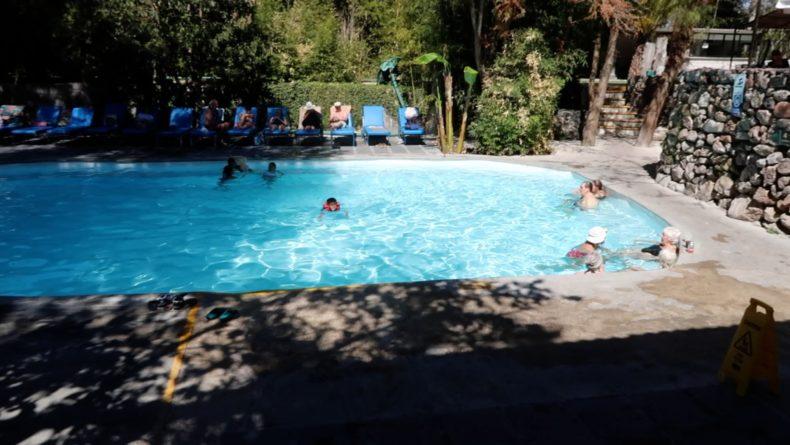メキシコ,サンミゲル・デ・アジェンデ,温泉,行き方