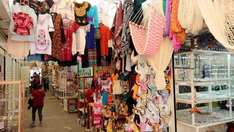 メキシコ,世界遺産,サンミゲル・デ・アジェンデ,アルテサニアス市場,マーケット,観光