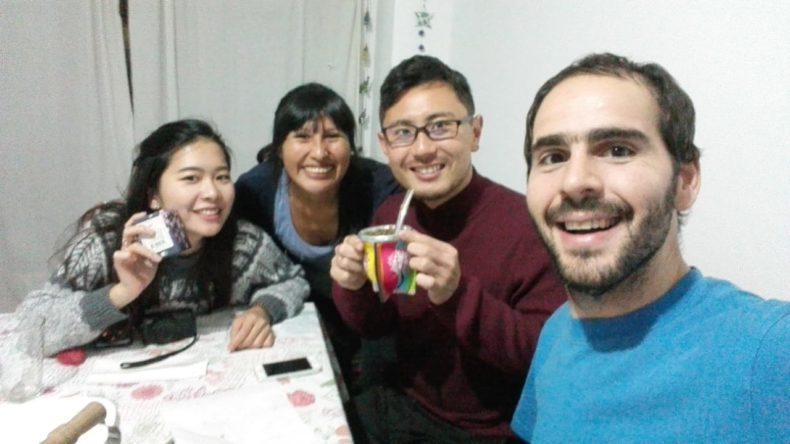 中南米,安全,治安,友人,友達