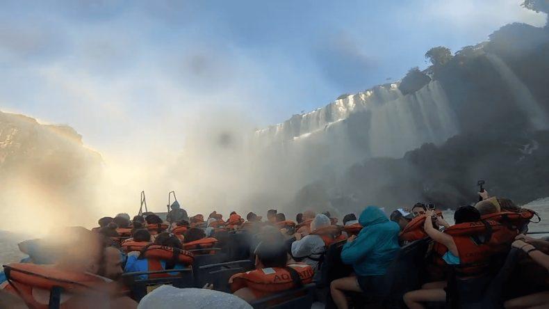 イグアスの滝,アルゼンチン,絶景,楽しみ方,行き方