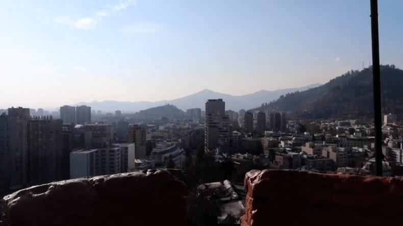チリ,サンティアゴ,海鮮,グルメ,観光,ローカルフード
