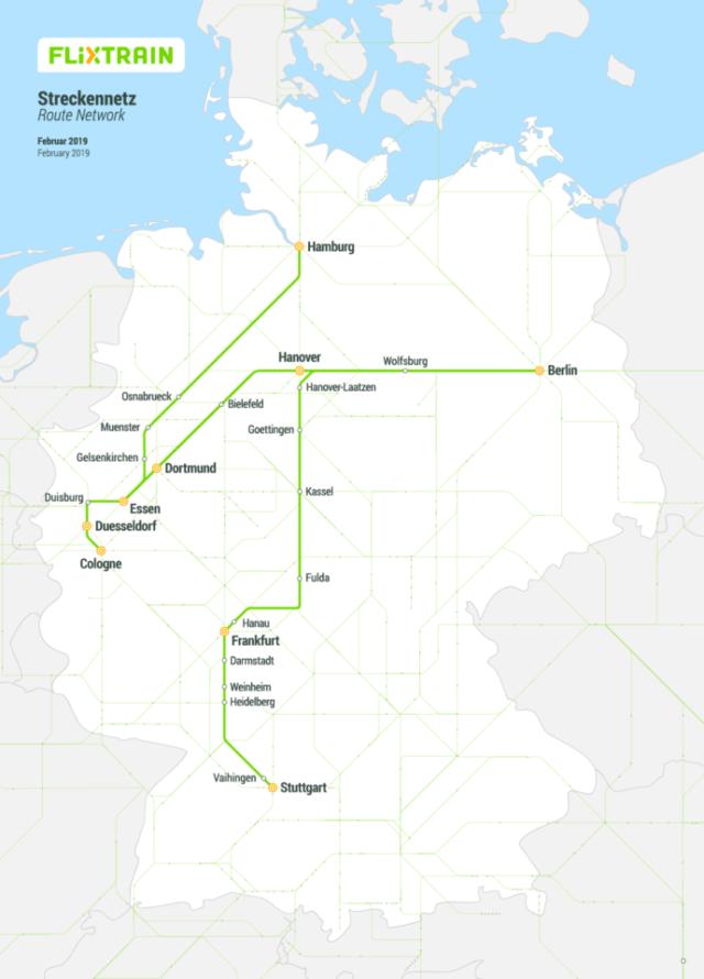 ヨーロッパ,ドイツ,移動,格安,バス,flixbus,flixtrain,電車
