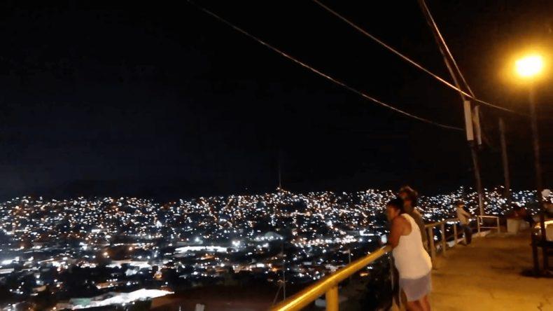 メキシコ,オアハカ,夜景,絶景,穴場,観光