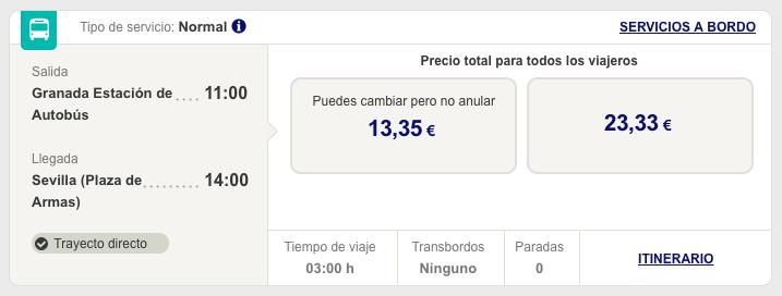 alsa,スペイン,バス,チケット予約方法,ヨーロッパ