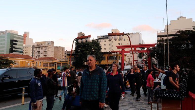 ブラジル,サンパウロ,日本人街,グルメ,お土産,リベルタージ,観光,ラーメン