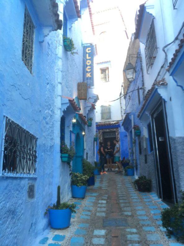 モロッコ,シャウエン,街歩き,観光,見所,世界一周