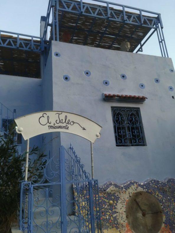 モロッコ,シャウエン,青い街,グルメ,レストラン,カフェ,おすすめ,タジン,クスクス