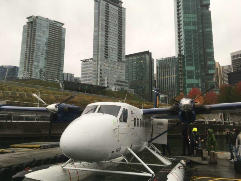 カナダ,ビクトリア,バンクーバー,水上飛行機,移動方法,購入方法