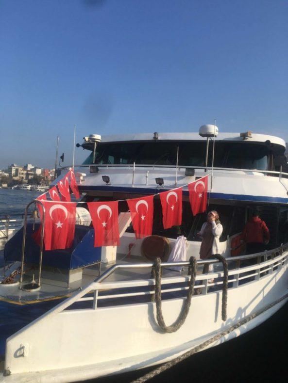 トルコ,イスタンブール,プリンス諸島,猫,行き方,船,チケットの買い方