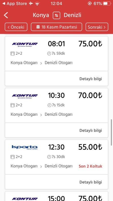 トルコ,バス,アプリ,チケット購入