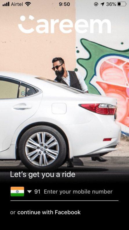 careem,タクシー,配車サービス,モロッコ