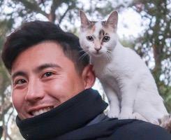 プロフィール,猫