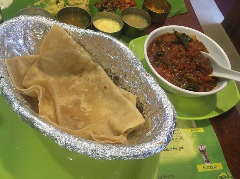 インド,コーラム ,グルメ,レストラン,チャイ