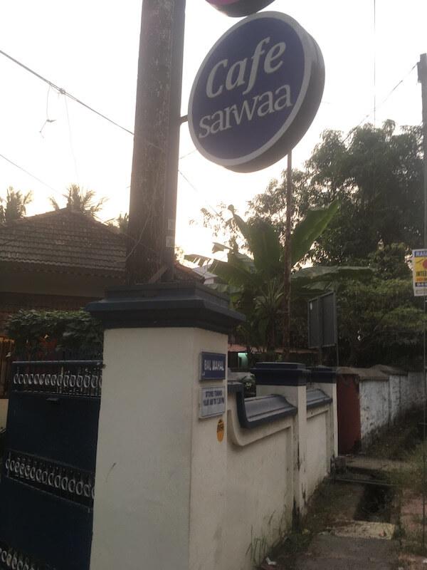 インド,トリバンドラム,カフェ,ドリンク