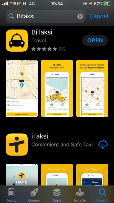 トルコ,イスタンブール,アプリ,タクシー,bitaksi