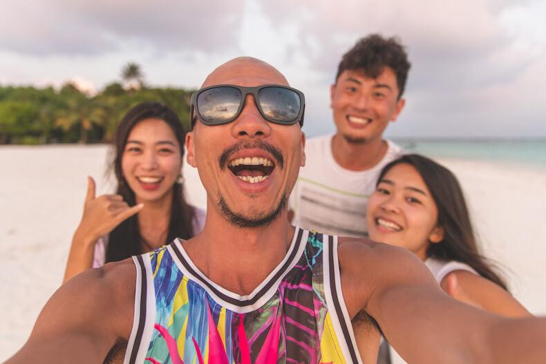 韓国,モルディブ,youtuber,生き方,学び