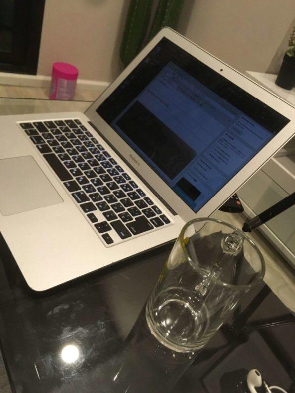 macbook,macbookair,水没,対処法,対策,修理