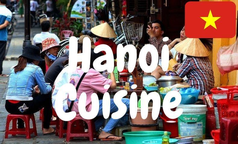 ハノイの旧市街の絶品グルメ7選!地元で大人気のコスパ最強ベトナム料理!