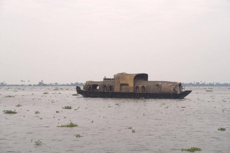 インド,ケーララ,バックウォーター,クルーズ,ツアー,ハウスボート